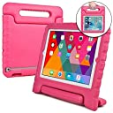 Cooper Cases DYNAMO こども用 ケース 【 iPad2 / iPad3 / iPad4 】 子供 軽量 無毒性EVA ハンドル 耐衝撃 (ピンク)