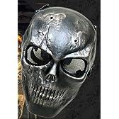 """人気の洋ゲー""""Army of two""""に登場するスカルを再現 サバゲーやイベントで使える恐怖のマスク 顔全体をガード"""