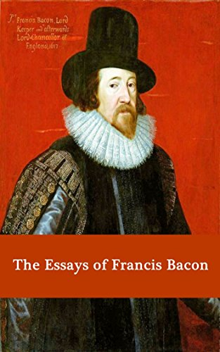 the essays of francis bacon Bacon's essays [francis bacon] on amazoncom free shipping on qualifying offers this complete and unabridged collection of francis bacon's essays is superbly.