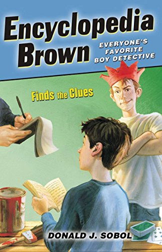 Encyclopedia Brown Finds the Cluesの詳細を見る