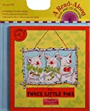 The Three Little Pigs Book & CD (Paul Galdone Classics)