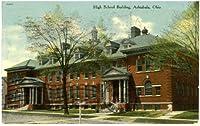 フォト再印刷High School建物、アシュタビューラ1901–1910