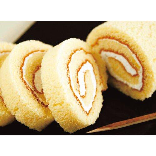 神戸シフォンロール 80個入り(食品・洋菓子)