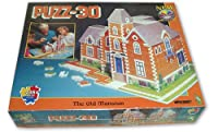 The Old Mansion 438 Piece 3D Puzzle