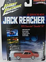 Johnny Lightning JLCP6002 1970 Chevrolet Chevelle SS Jack Reacher Movie 1/64 Diecast Model Car [Floral] [並行輸入品]