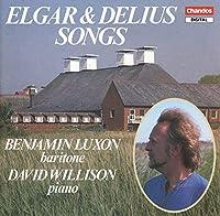 Elgar & Delius Songs / Luxon / Willison