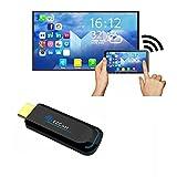FUSHITON 超小型  ドングルレシーバー iPush転送器  iOS、Android、 Windows、MAC OSシステム通用Wireless HDMIWiFiディスプレイ DLNA、Airplay、Miracast HDMIドングル レシーバー 720/1080P対応