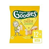 グッズチーズクラッカーシングルス20グラム (Organix) - Organix Goodies Cheese Cracker Singles 20g [並行輸入品]