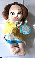 Disney ParkベビーBelle in a Blanket 10 inch Plush Doll Beauty and the Beast
