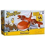 ディズニー ダックテイルズ ザ・サンチェイサー & ランチパッド・マクワック 飛行機 & フィギュア プレイセット DUCKTALES