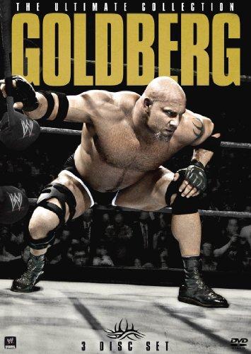 WWE ゴールドバーグ(3枚組) [DVD]