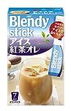 AGF ブレンディスティック アイス紅茶オレ 7本×6箱
