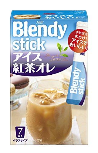 AGF ブレンディスティック アイス紅茶オレ 7本×6箱の詳細を見る