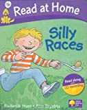 Read at Home: 1b: Silly Races Book + CD (Read at Home Level 1b)