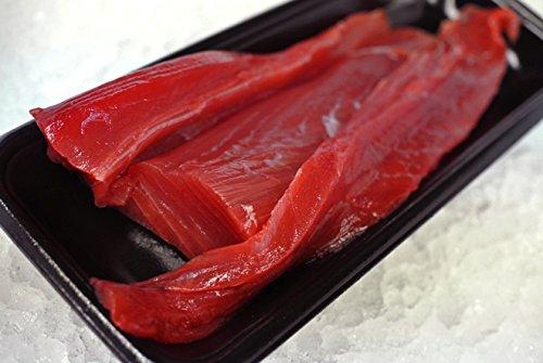 大間産 天然本マグロ 赤身ブツ 4人前 400g (冷凍お届け)
