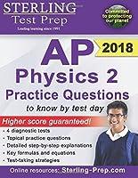 Sterling Test Prep AP Physics 2 Practice Questions: High Yield AP Physics 2 Practice Questions with Detailed Explanations [並行輸入品]