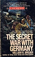 Secret War/germany (Jove War Book)