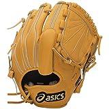 asics(アシックス) 野球 ジュニア軟式用グローブ(投手用) ゴールドステージ BGJ5LP オレンジ LH