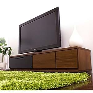 テレビ台 完成品 幅150cm ローボード NEW ゴッド ウォールナット 01070300 WN