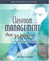 Classroom Management That Works: Research-Based Strategies for Every Teacher (Merrill Education/ASCD College Textbooks)