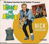 Head Over Heels - Nick Haverson, Jerry Lee Lewis, Little Richard CDS