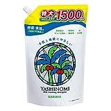 サラヤ ヤシノミ洗剤 野菜・食器用 つめかえ用 1500mLの写真