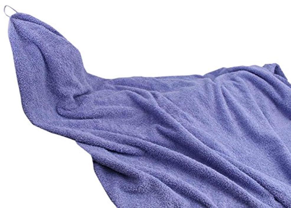統治する痴漢気になる大同 タオル ブルー 約140x190cm BL