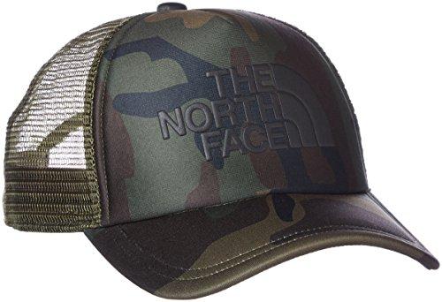 (ザ・ノース・フェイス)THE NORTH FACE ロゴメッシュキャップ NN01452 WC ウッドランドカモ F