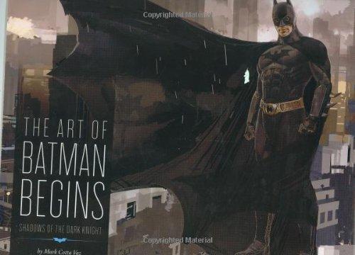 The Art of Batman Begins: Shadows of the Dark Knight