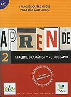 Aprende gramática y vocabulario 02: Buch (mit Loesungen)