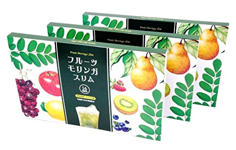 ヒント変換住むフルーツ モリンガ 美容 健康 栄養 食習慣 ボディメイク 国産品 (3箱/3g×30包×3+シェーカー)