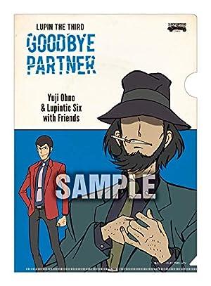 【Amazon.co.jp限定】LUPIN THE THIRD  〜GOODBYE PARTNER〜 (ジャケット絵柄オリジナルクリアファイル(A4)付)