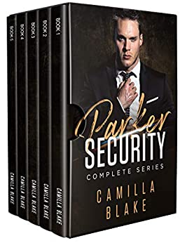 Parker Security: Complete 5-Book Series by [Blake, Camilla]