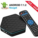 Easytone T95Z Plus Android TV Box Android 7.1 HD Player Amlogic S912 Media Box Octa Core 2GB DDR3 16GB Emmc 5Ghz WiFi 1000M Lan Ethernet 64-Bit H.265 Bluetooth 4.0 DLNA UHD 4K Mini PC TV Boxes …