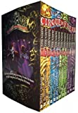 Cirque Du Freak Series - Complete 12 Book Collection - Killers of the Dawn Lord of the Shadows Trials of Death Sons of Destiny Living Nightmare Vampire's Assistant Tunnels of Blood Vampire Prince Hunters of the Dusk