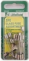 Littelfuse 0SFE0001ZP AST SFE Fuse Assortment [並行輸入品]