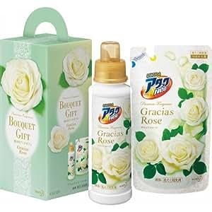 【ギフトセット】ウルトラアタックNeo グラシアスローズの香り (洗濯洗剤 濃縮液体 詰替え)