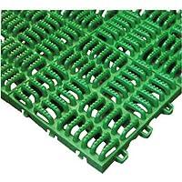 クロスラインマットエース150X150緑