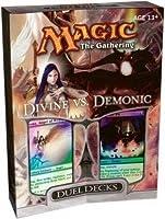 マジック:ザ・ギャザリング 構築デッキセット DUEL DECKS - Divine vs. Demonic 英語版