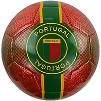 Vizariポルトガルトレーナーサッカーボール91857、赤、1