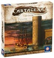 Cartagena 1 - Die Flucht aus der Festung: Für 2 - 5 Spieler. Spieldauer: 30 - 45 Minuten