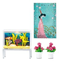 Lundby Smaland Dollhouse Aquarium Set [並行輸入品]