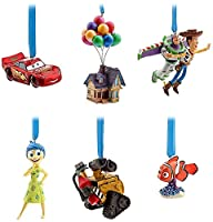 30th Anniversary Disney Pixar Sketchbook Exclusive Ornament Set [並行輸入品]