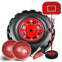 バスケットゴール 家庭用 ボール付 高さ調整可能 室内用子供用 バスケットボール