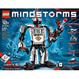 LEGO MINDSTORMS EV3 Building Set Includes 3 Interactive Servo Motors, Remote Control, Improved And Redesigned Color