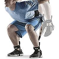 垂直ジャンプトレーナーBounce Trainer for脚抵抗トレーニングバスケットボールフットボールバレーボールテニストレーニングImproving Lower手足Explosiveness