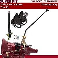 American Shifter 422146 Shifter Kit (700R4 16 E Brake Trim Kit For DB516) [並行輸入品]