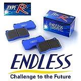 ENDLESS エンドレス ブレーキパッド タイプR フロント用 フェラーリ 360 モデナ/モデナF1 - 25,272 円
