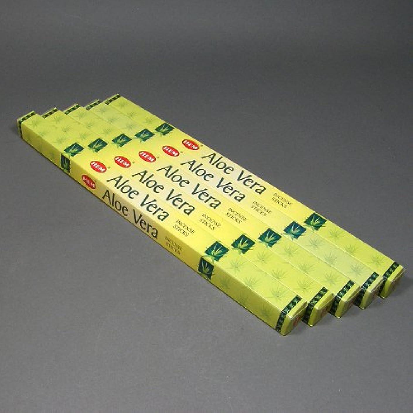 神経一流カテゴリーHemアロエベラ香5 x 8スティックパック、40スティック、in119