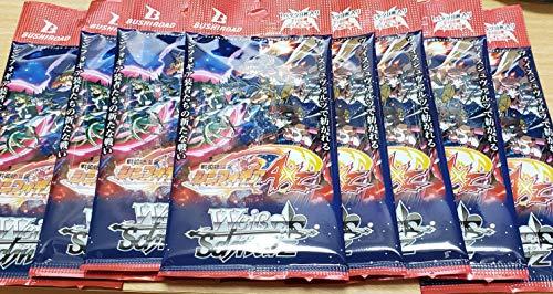 トレーディングカードゲーム ヴァイスシュヴァルツ ブースターパック 戦姫絶唱シンフォギアAXZ 【8パック】